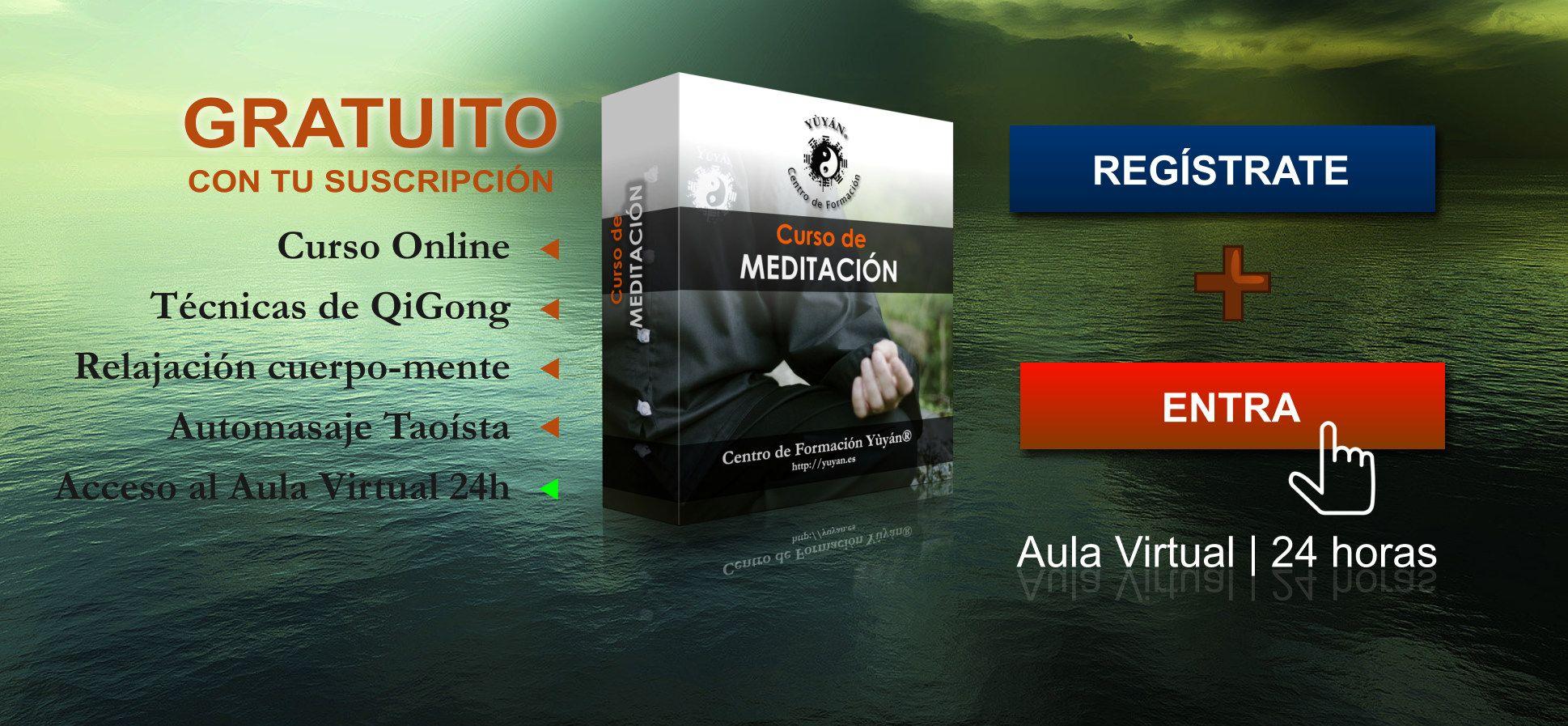 Curso de Meditación GRATUITO