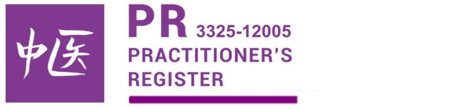 Practitioner's Register | Yùyán MTC Terrassa