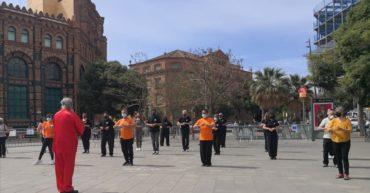 Yuyan   Sol y TaiChí en Barcelona