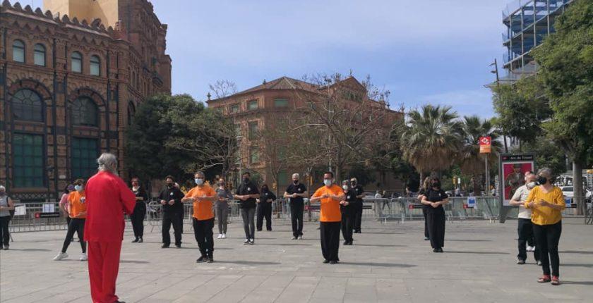Yuyan | Sol y TaiChí en Barcelona