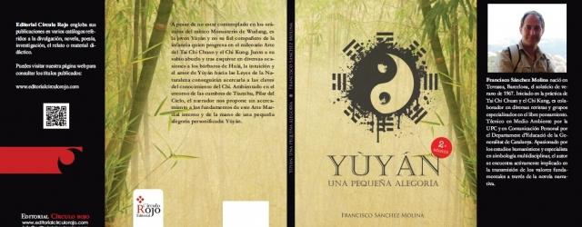 Segunda Edición de la novela Yùyán