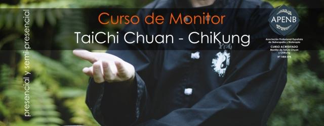 Monitor de TaiChi Chuan y ChiKung