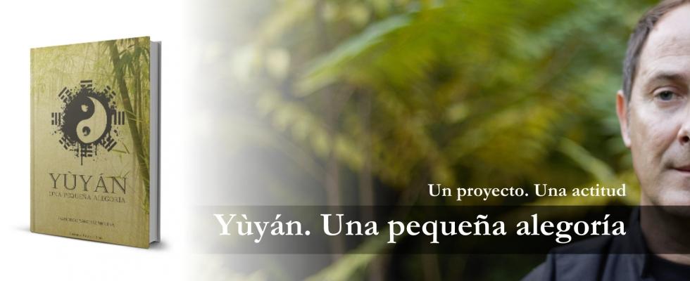 Booktrailer Yùyán. Una pequeña alegoría