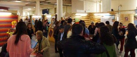 Cuida't 2014. Feria de Terapias Naturales en Manresa