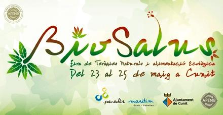 Conferencia en la Feria BIOSALUS
