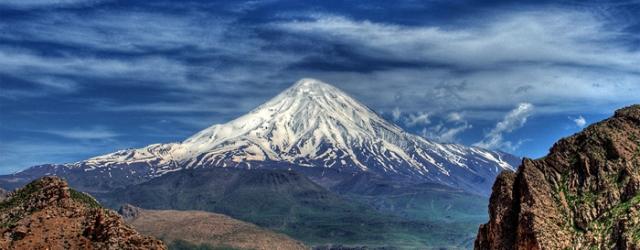El Damavand, o la cima más rápida de Toni.