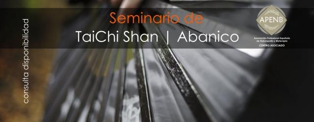 TaiChi Shan | Abanico