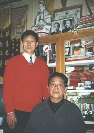 Xiumu Zhang y Wei Shu Ren - Blog Yùyán TaiJi Quan Terrassa