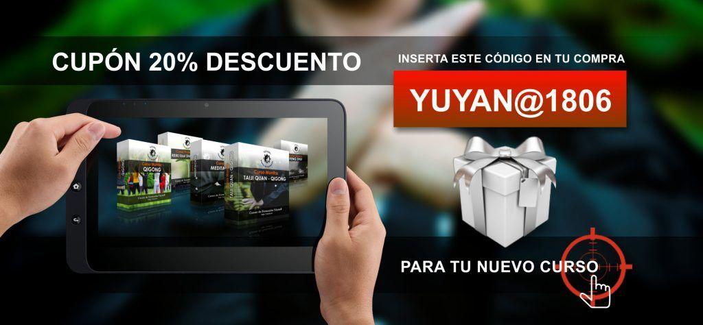 Cupón Descuento Curso Online Yùyán
