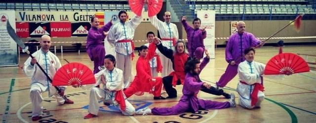 Campeonato Internacional de Artes Marciales Chinas 2016