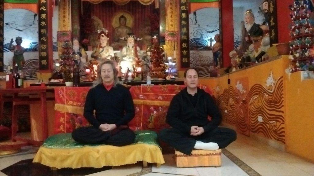 meditacion templo