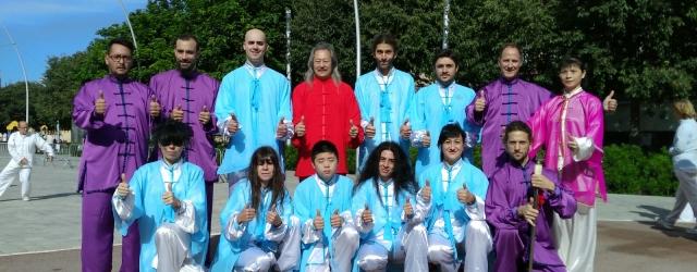 9ª Maratón de TaiChi | Fiesta Mayor de Bellvitge 2017