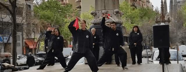 II Intercambio de TaiJi Quan | Barcelona 2018