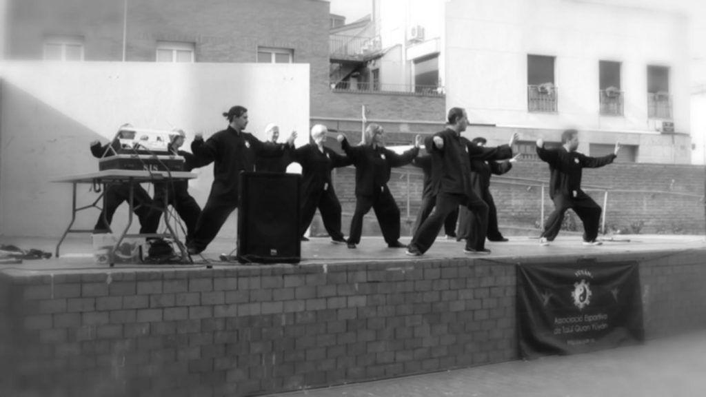 V Aniversario Centro de TaiChi Yùyán en Terrassa