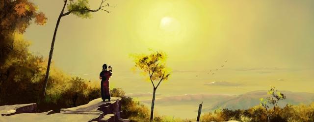 Yùyán. Una pequeña alegoría