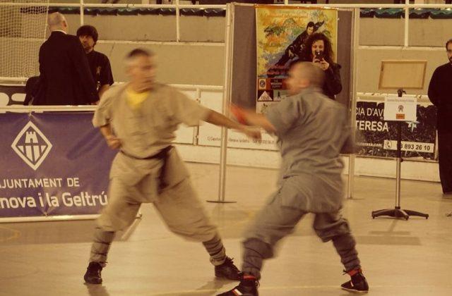 Escuela de TaiJi Quan Yùyán de Terrassa – IV Campeonato de Artes Marciales Chinas 04
