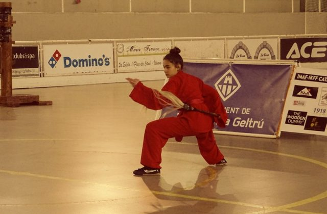 Escuela de TaiJi Quan Yùyán de Terrassa – IV Campeonato de Artes Marciales Chinas 06