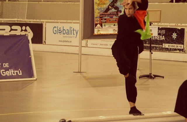Escuela de TaiJi Quan Yùyán de Terrassa – IV Campeonato de Artes Marciales Chinas 07