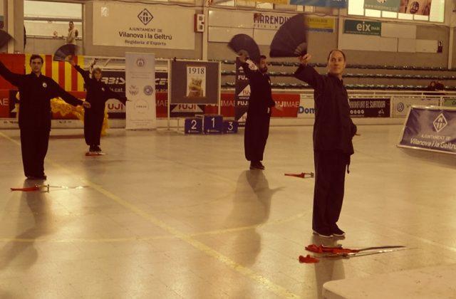 Escuela de TaiJi Quan Yùyán de Terrassa – IV Campeonato de Artes Marciales Chinas 13