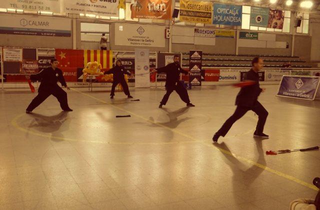 Escuela de TaiJi Quan Yùyán de Terrassa – IV Campeonato de Artes Marciales Chinas 14