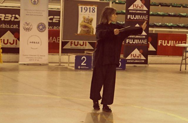 Escuela de TaiJi Quan Yùyán de Terrassa – IV Campeonato de Artes Marciales Chinas 15