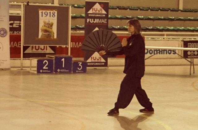 Escuela de TaiJi Quan Yùyán de Terrassa – IV Campeonato de Artes Marciales Chinas 16