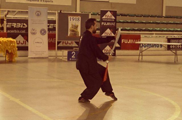Escuela de TaiJi Quan Yùyán de Terrassa – IV Campeonato de Artes Marciales Chinas 17