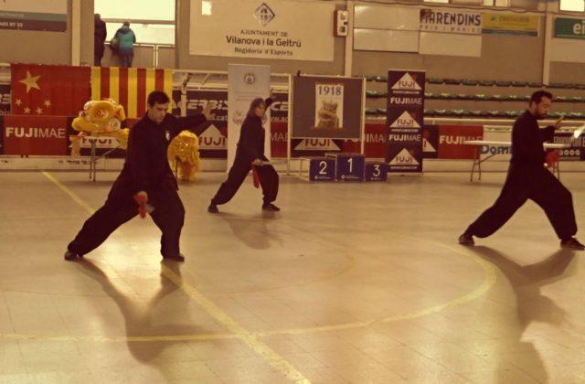 Escuela de TaiJi Quan Yùyán de Terrassa – IV Campeonato de Artes Marciales Chinas 20