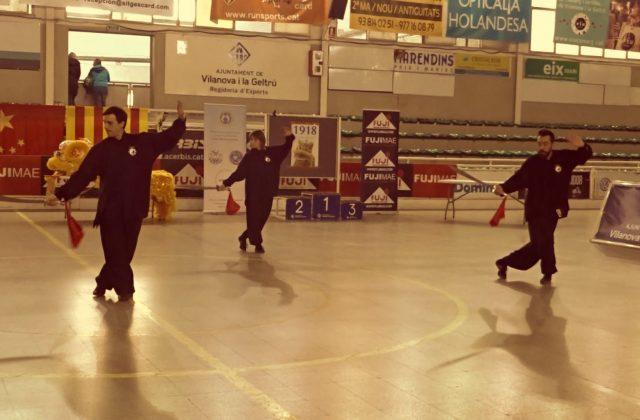 Escuela de TaiJi Quan Yùyán de Terrassa – IV Campeonato de Artes Marciales Chinas 21