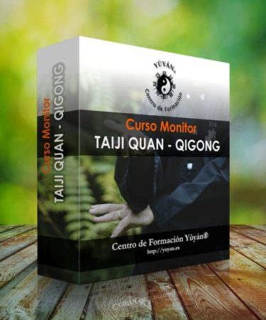 Curso de Monitor de Taiji Quan y QiGong | Yùyán