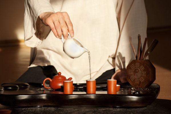Ceremonia del te china