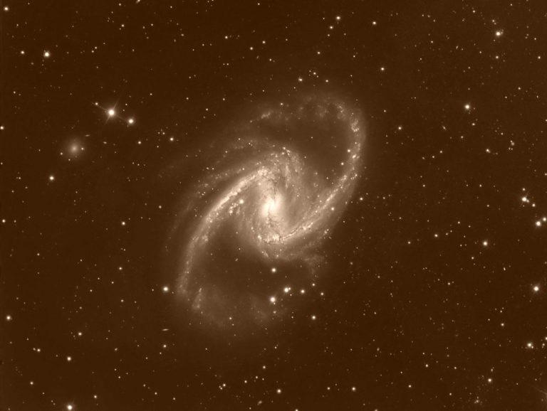 La disposición de los brazos es similar en algunas Galaxias.