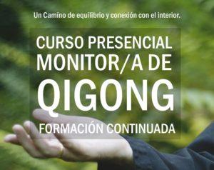 Curso presencial de Monitor/a de QiGong | Yùyán - Formación continuada en Terrassa