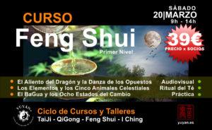 Yùyán - Cursos y Talleres en Terrassa | Taiji - QiGong - Feng Shui - Meditación - I Ching
