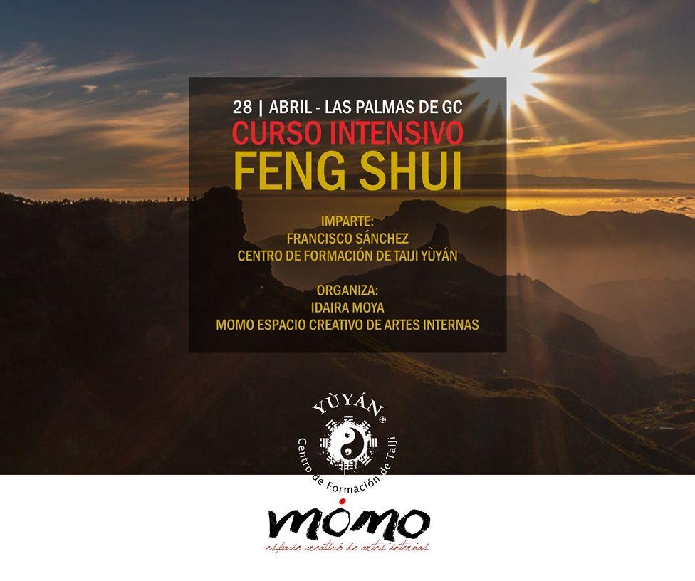 II Curso de Feng Shui Yùyán en Las Palmas de Gran Canaria