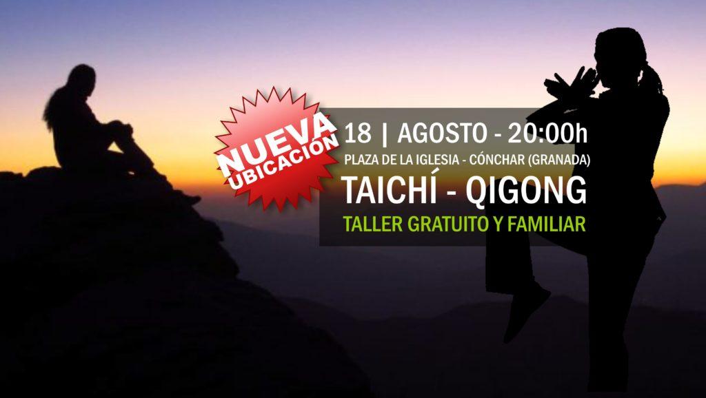 Taller de Qigong en Granada - Yùyán