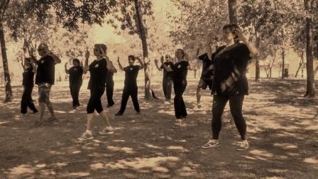 Estilos del QiGong. El Juego de los Cinco Animales en un parque de Terrassa.